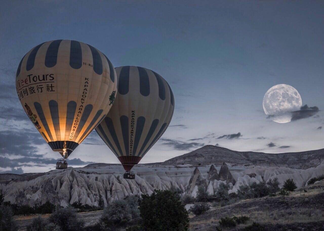 Cappadocia Balloon Flights | Hot Air Balloon Cappadocia ...